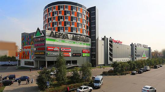 Комплекс апартаментов «Город на Рязанке»