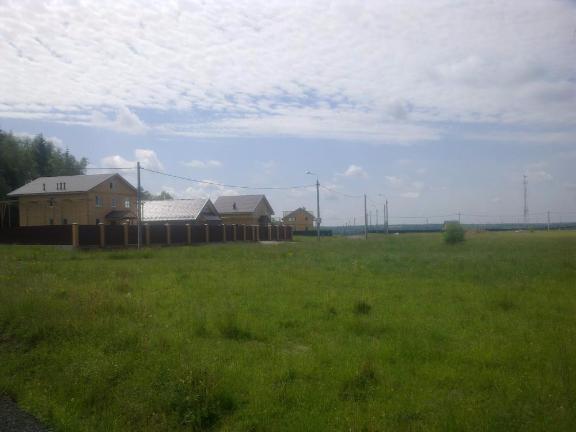 Коттеджный посёлок  «Святой Источник 2» по адресу Московская обл, Чеховский р-н, Талеж с в 54.4км от МКАД