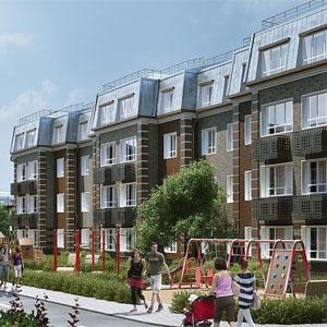 Старт продаж квартир в новых корпусах ЖК «Театральный парк»