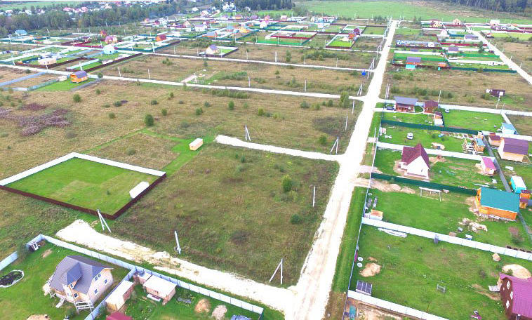 Коттеджный посёлок  «Маврино» по адресу Московская обл, Щелковский р-н, Маврино д в 120.8км от МКАД предложения по цене от 270 450 руб.