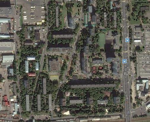 ЖК «Дом на Шереметьевской 60А»