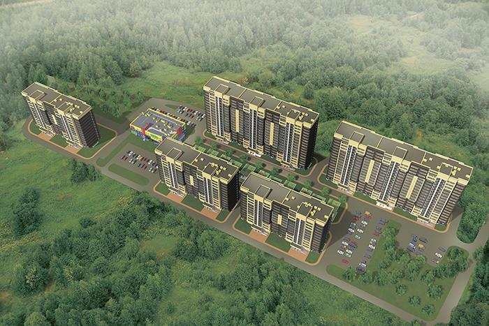 ЖК «Зеленый городок»