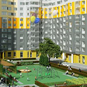В Домодедово приступили к строительству двух новых корпусов ЖК «Бригантина»