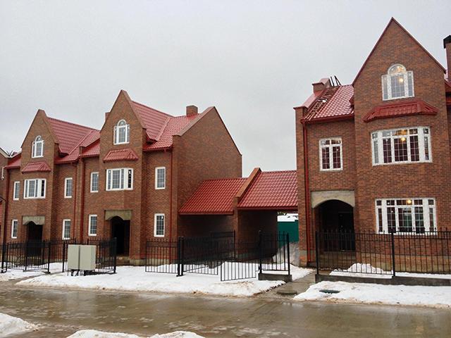 Коттеджный посёлок  «Британика» по адресу Московская обл, Истринский р-н, Александрово д в 67.4км от МКАД предложения по цене от 9 200 000 руб.