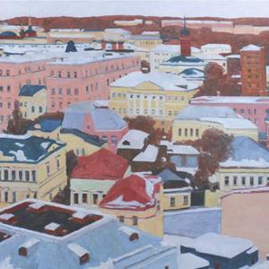 «Галс-Девелопмент» и арт-группа «Сезон» представят 100 художественных полотен о Москве