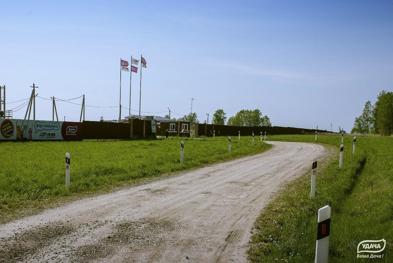 Коттеджный посёлок  «Дорино» по адресу Московская обл, Шаховской р-н, Дор д в 115.6км от МКАД предложения по цене от 160 000 руб.