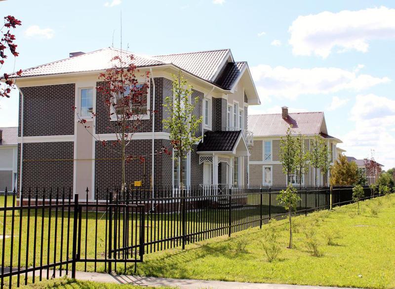 Коттеджный посёлок  «Эсквайр Парк (Esquire Park)» по адресу Московская обл, Истринский р-н, Северный п в 36.2км от МКАД предложения по цене от 12 750 000 руб.