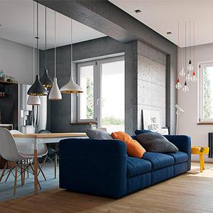 60% покупателей квартир в Ленинском районе предпочитают однокомнатные квартиры и студии