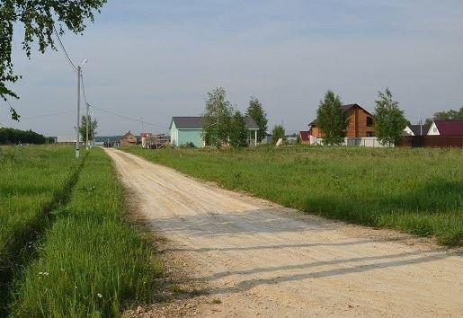 Коттеджный посёлок  «Рузское» по адресу Московская обл, Волоколамский р-н, Рузское кп в 93.9км от МКАД предложения по цене от 621 600 руб.
