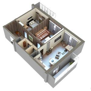 В Москве выросло предложение трехкомнатных квартир