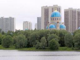 Жилой комплекс «Орехово-Борисово»?>